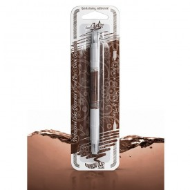 Rotulador Comestible Doble Punta RD - Marrón Chocolate Oscuro (Dark Chocolate)