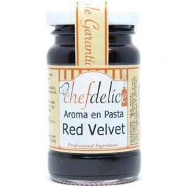 Aroma en Pasta Red Velvet 50gr - Chef Delice