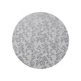 Base redonda plata 50 cm