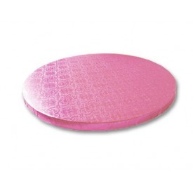 Base redonda rosa 30 x 1